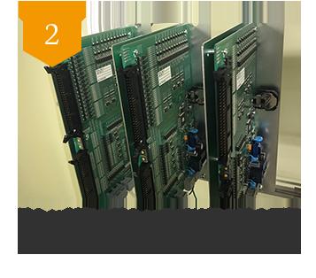 2欲しい制御を欲しい分だけ組み込み可能導入後も拡張可能(増設、バージョンアップ)